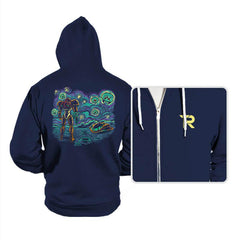 Starry Parasite - Hoodies - Hoodies - RIPT Apparel