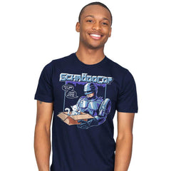 SchrödoCop - Mens - T-Shirts - RIPT Apparel