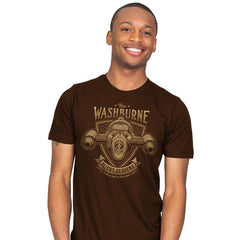Washburne Flight Academy - Mens - T-Shirts - RIPT Apparel