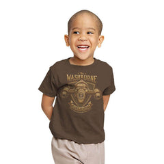 Washburne Flight Academy - Youth - T-Shirts - RIPT Apparel