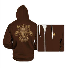 Washburne Flight Academy - Hoodies - Hoodies - RIPT Apparel