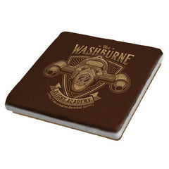 Washburne Flight Academy - Coasters - Coasters - RIPT Apparel