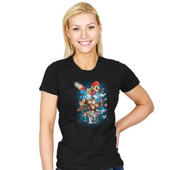 Gamer Force - Womens - T-Shirts - RIPT Apparel