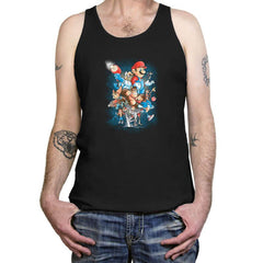 Gamer Force - Tanktop - Tanktop - RIPT Apparel