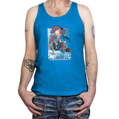 Express two - Tanktop - Tanktop - RIPT Apparel