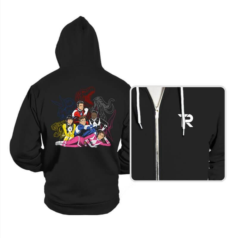 The Ranger Club - Hoodies - Hoodies - RIPT Apparel