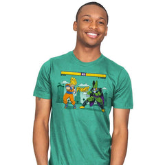 Dragon Fighter - Mens - T-Shirts - RIPT Apparel