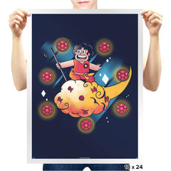 Crystal Ball - Prints - Posters - RIPT Apparel