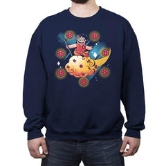 Crystal Ball - Crew Neck Sweatshirt - Crew Neck Sweatshirt - RIPT Apparel