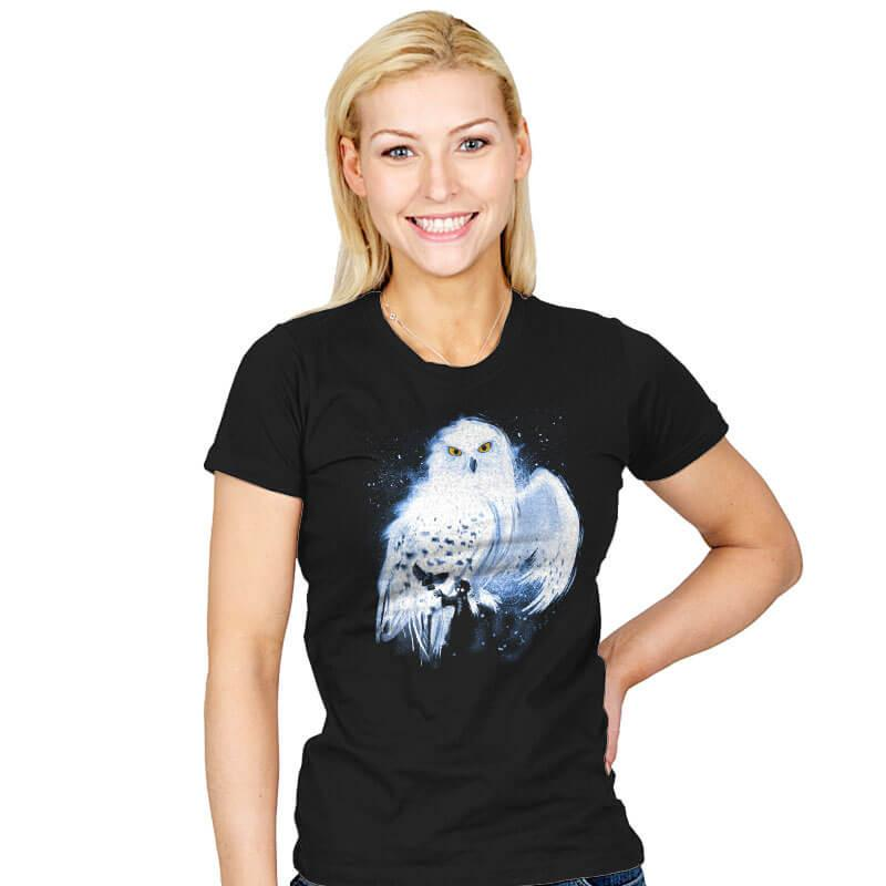 Mail by Owl - Womens - T-Shirts - RIPT Apparel