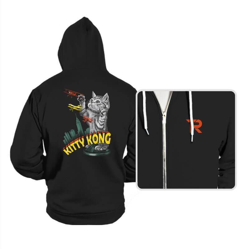 Kitty Kong - Hoodies - Hoodies - RIPT Apparel