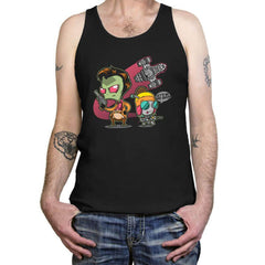 Invader Mal Exclusive - Tanktop - Tanktop - RIPT Apparel
