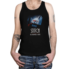Stitch - The Animated Series Exclusive - Tanktop - Tanktop - RIPT Apparel