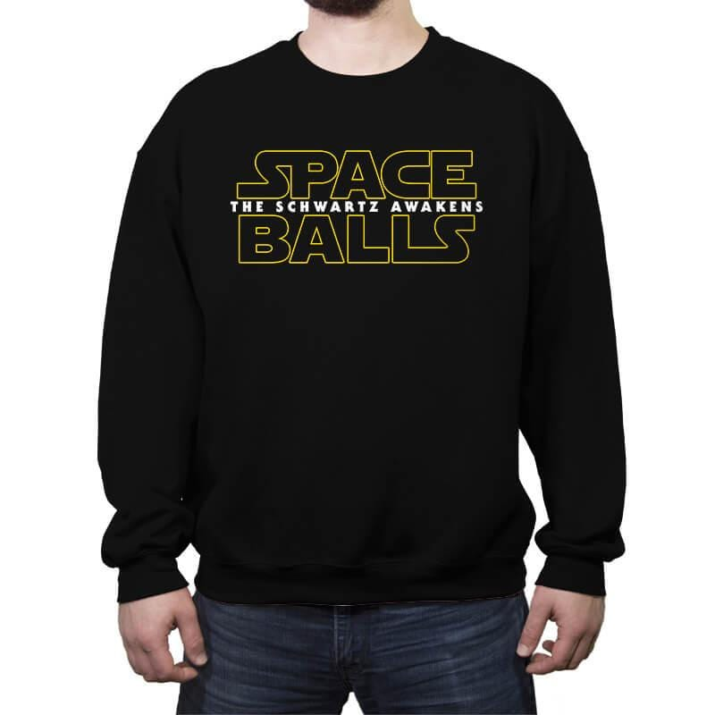 The Schwartz Awakens Exclusive - Crew Neck Sweatshirt - Crew Neck Sweatshirt - RIPT Apparel