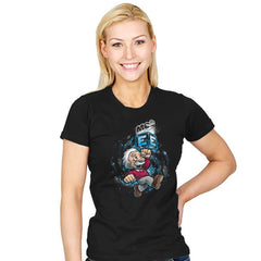 Super Albert - Womens - T-Shirts - RIPT Apparel