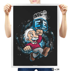Super Albert - Prints - Posters - RIPT Apparel