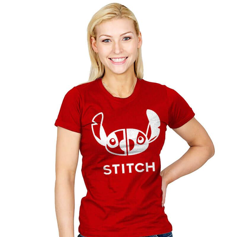 Stitch - Womens - T-Shirts - RIPT Apparel