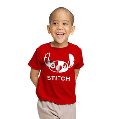 Stitch - Youth - T-Shirts - RIPT Apparel