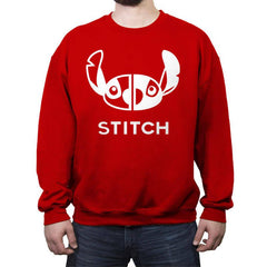 Stitch - Crew Neck Sweatshirt - Crew Neck Sweatshirt - RIPT Apparel
