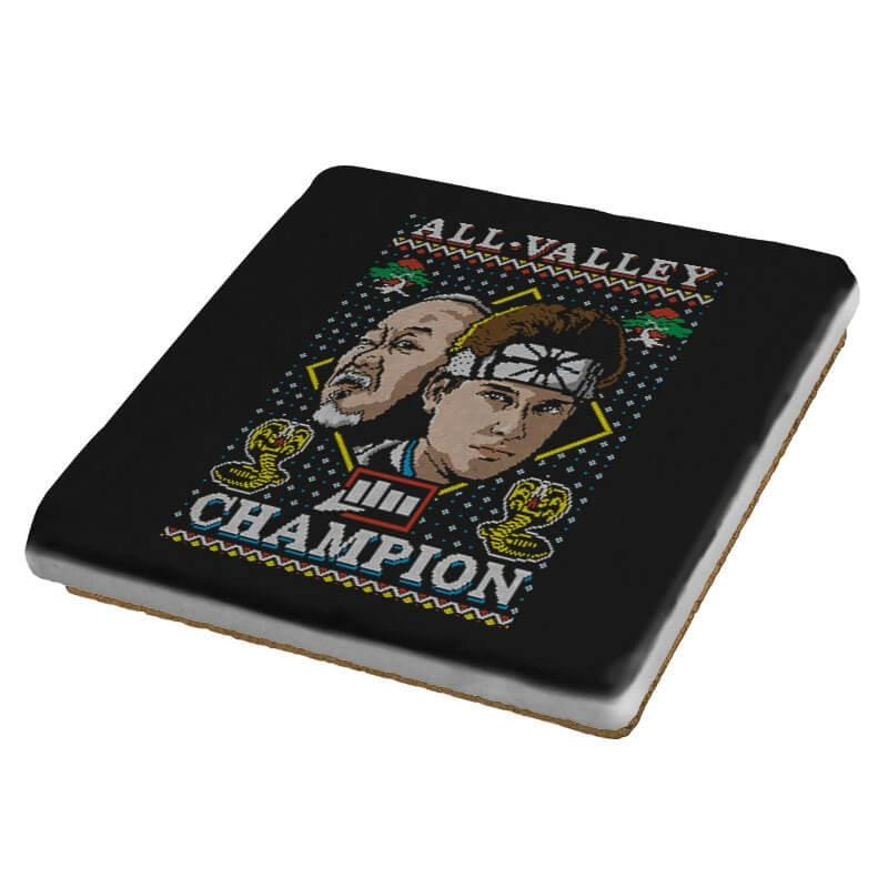 All Valley Champion COD Holiday Sweater - Coasters - Coasters - RIPT Apparel