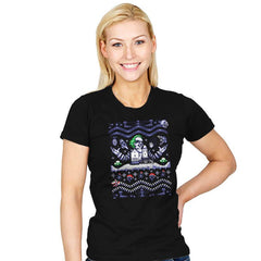 Beetleguise COD Holiday Sweater - Womens - T-Shirts - RIPT Apparel