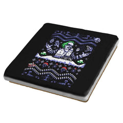Beetleguise COD Holiday Sweater - Coasters - Coasters - RIPT Apparel
