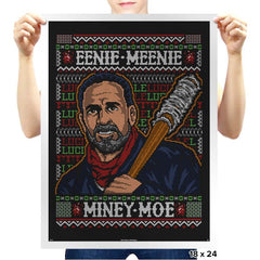 Eenie Meenie COD Holiday Sweater - Prints - Posters - RIPT Apparel
