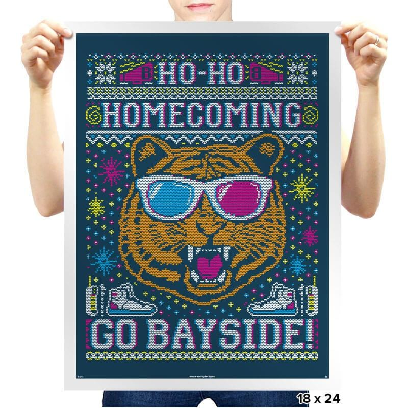 Go Bayside COD Holiday Sweater - Prints - Posters - RIPT Apparel