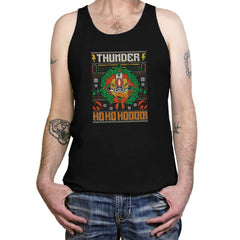 Ho Ho Hooo COD Holiday Sweater - Tanktop - Tanktop - RIPT Apparel