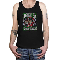 Horrible Santa COD Holiday Sweater - Tanktop - Tanktop - RIPT Apparel