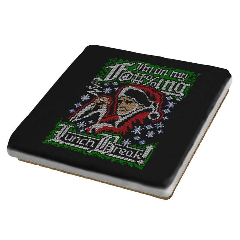 Horrible Santa COD Holiday Sweater - Coasters - Coasters - RIPT Apparel