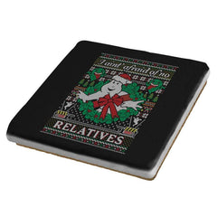 Jinglebusters COD Holiday Sweater - Coasters - Coasters - RIPT Apparel
