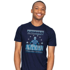 White Walker Xmas COD Holiday Sweater - Mens - T-Shirts - RIPT Apparel