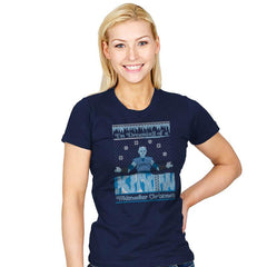 White Walker Xmas COD Holiday Sweater - Womens - T-Shirts - RIPT Apparel