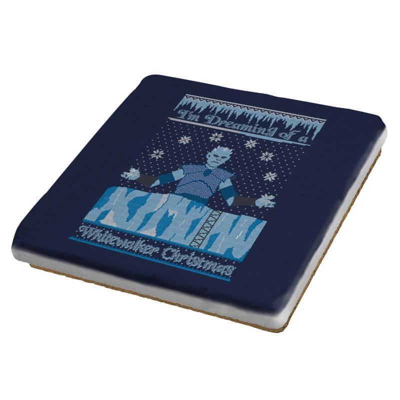White Walker Xmas COD Holiday Sweater - Coasters - Coasters - RIPT Apparel