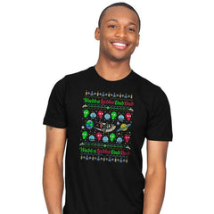 Wubba Lubba COD Holiday Sweater - Mens - T-Shirts - RIPT Apparel