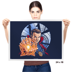 Stranger Doctor - Prints - Posters - RIPT Apparel