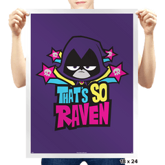 That's So Raven - Prints - Posters - RIPT Apparel
