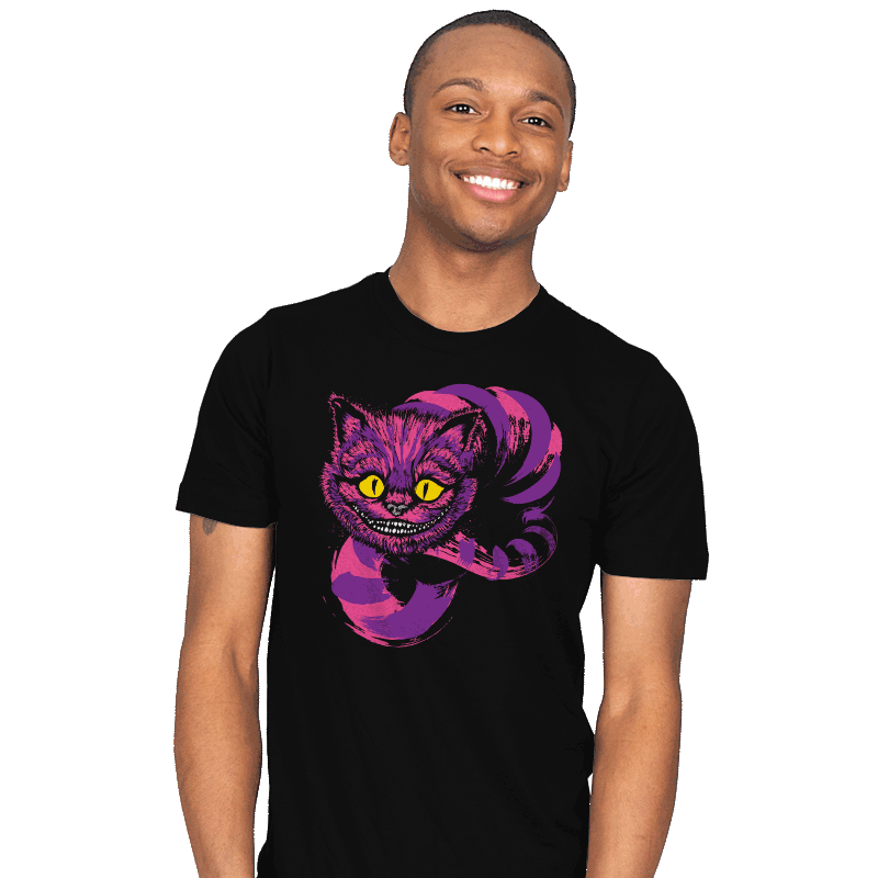 Grinning - Mens - T-Shirts - RIPT Apparel