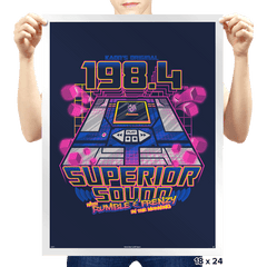 Superior Sound - Prints - Posters - RIPT Apparel