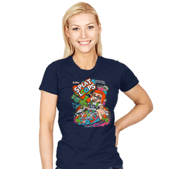 Splat Loops - Womens - Juniors - T-Shirts - RIPT Apparel
