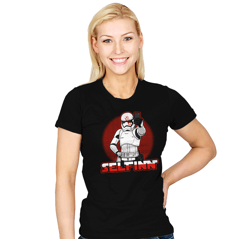 Selfinn - Womens - T-Shirts - RIPT Apparel