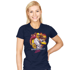 Springfield Vice - Womens - T-Shirts - RIPT Apparel