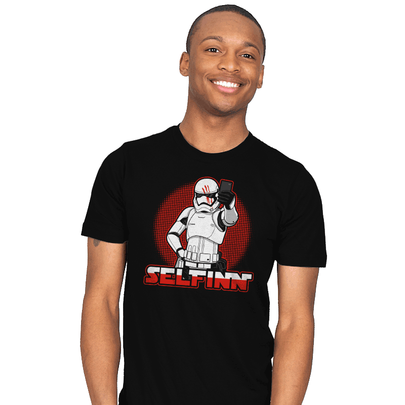 Selfinn - Mens - T-Shirts - RIPT Apparel