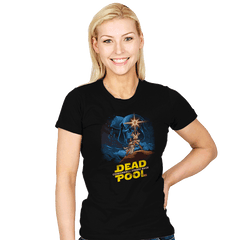 Chimichanga Wars - Womens - T-Shirts - RIPT Apparel