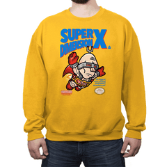 Super Dimension X - Crew Neck - Crew Neck - RIPT Apparel