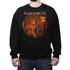 Samurai Killer - Crew Neck - Crew Neck - RIPT Apparel