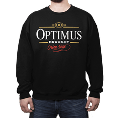 Optimus Draught - Crew Neck - Crew Neck - RIPT Apparel