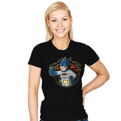 Bat Boy - Womens - T-Shirts - RIPT Apparel