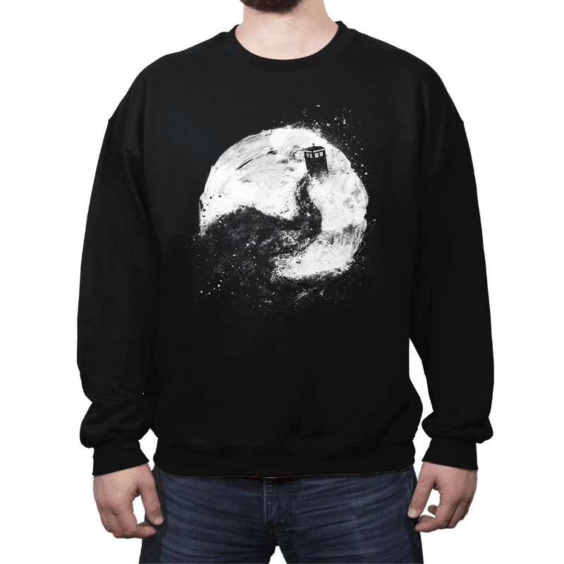 All of Space and Time - Crew Neck - Crew Neck - RIPT Apparel